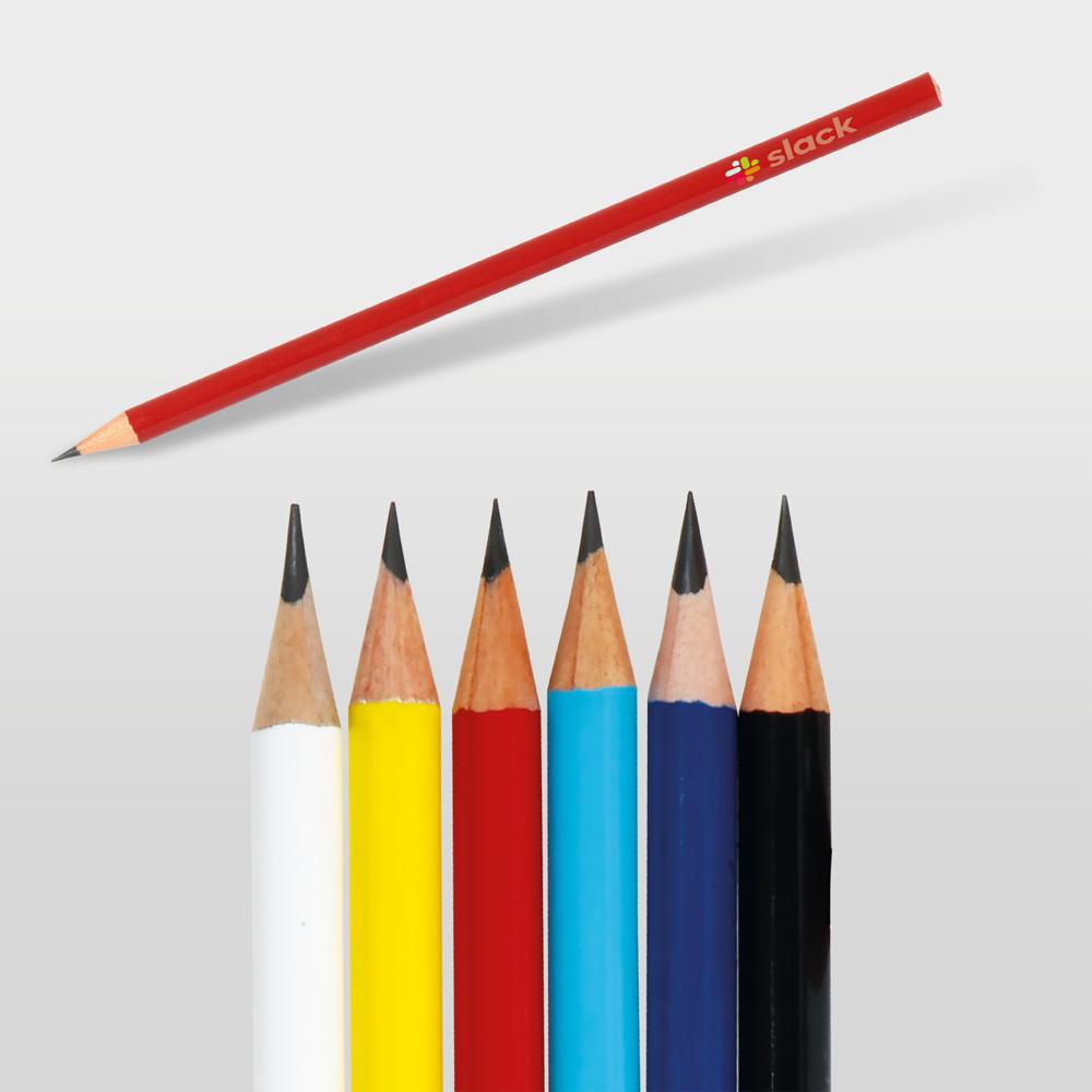 1172 Renkli Yuvarlak Kurşun Kalem